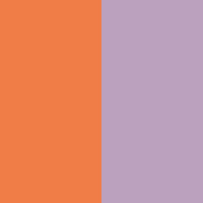Naranja coral-malva claro