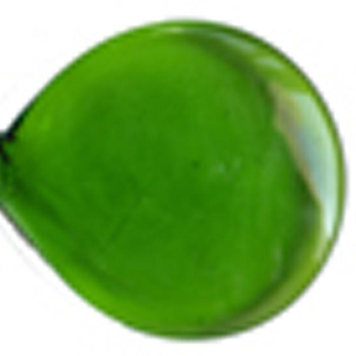 verde botella transparente