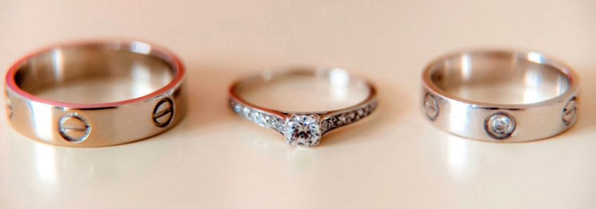 Cómo medir tu talla de anillo