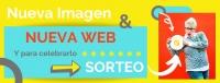 Sorteo lanzamiento nueva WEB
